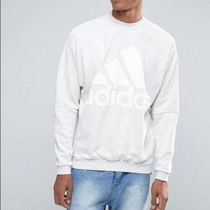 Adidas Heavy Terry crew sweatshirt